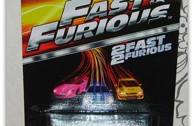 "Série ""Fast and Furious""  collector 2015 by  Hot Wheels."