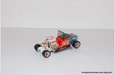 T-Bucket by Hot Wheels.