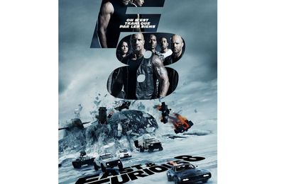 Fast & furious 8 !!!