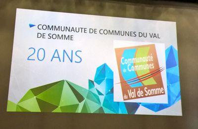 CORBIE 2015 - La Communauté de Communes du Val de Somme