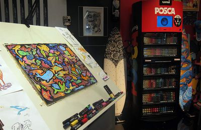 Ensaders / Posca / Creative World