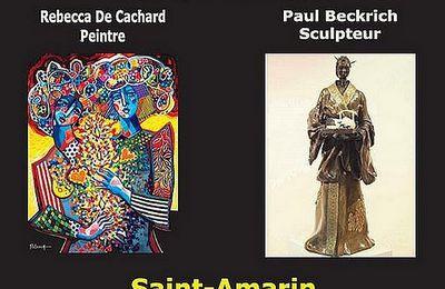 12ème SALON DE PEINTURE ET SCULPTURE A ST AMARIN