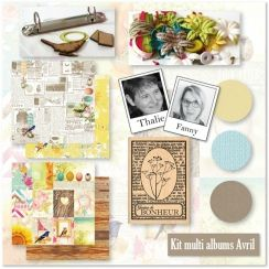 Kits de Avril Variations Créatives !!!