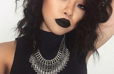 {Beauté} Les rouges à lèvres foncé