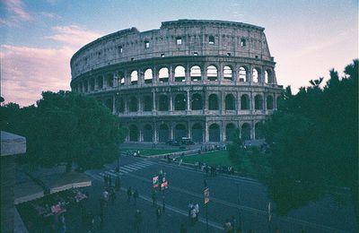 {Voyage} Voyage à Rome