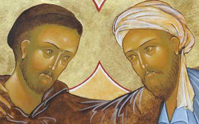 Quand François rencontrait le sultan égyptien