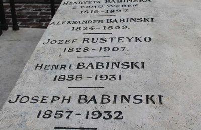 Jozef Babinski 1857-1932
