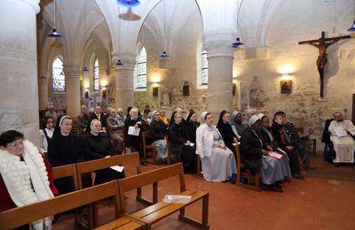 Jubilé de 50 ans de présence de Soeurs Pallotines à Osny