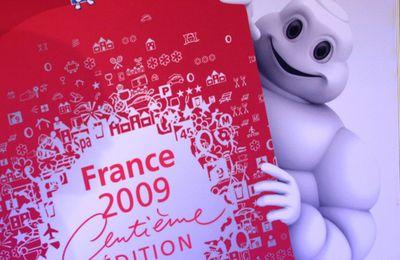 Michelin : Gilbert Garin promu rédacteur en chef du guide France