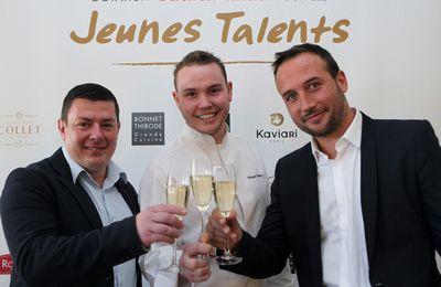 Jeunes talents Gault Millau 2017: quelle place pour le vin dans leur projet de restaurant?