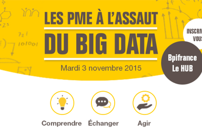 Les PME à l'assaut du Big Data