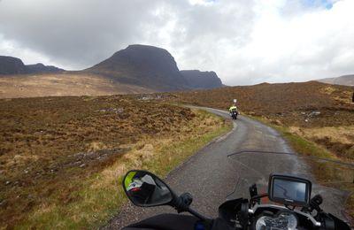 l'irlande et l'ecosse a moto