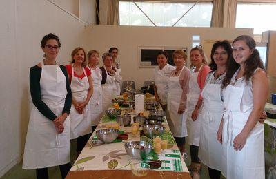 Recettes Salon Terre Naturelle 2017: Mousse de butternut (ou de potimarron) à l'agar agar version sucrée