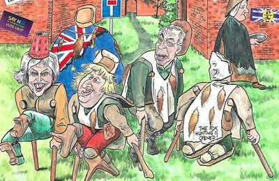 """""""les mendiants du Brexit"""""""