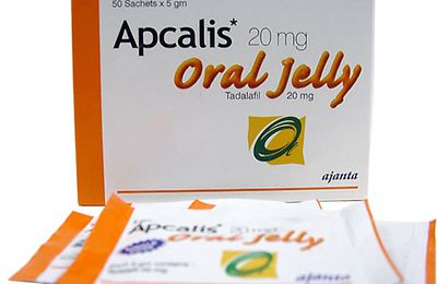 Cialis Oral Jelly ( Apcalis SX) a cosa serve?