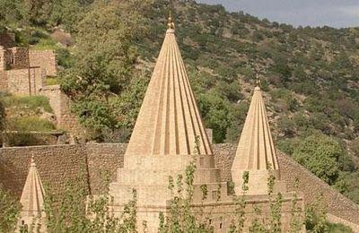 La nudité chez les Yézidis