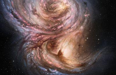 La création des Univers par la Source,