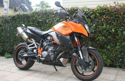KTM 990 smt 2011-Abs