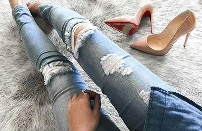 La Tendance : Ripped Jeans !