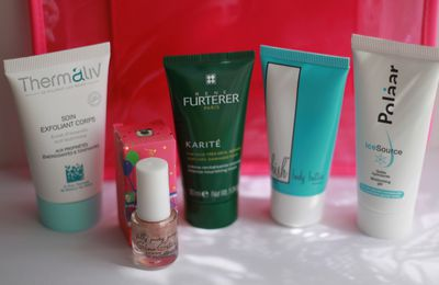 Birchbox Juin 2015! Splash!