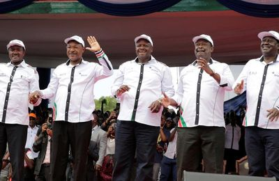 Kenya, another model of political collapse in Africa