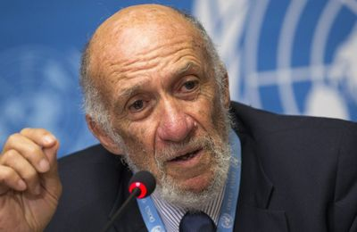 "Prof. Richard Falk: ""Israel continuously defies international law"""