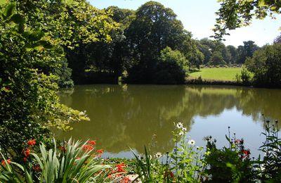 Bretagne - Jardins du Manoir du Cruguil