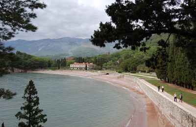 Monténégro - Jardins de la Villa Milocer