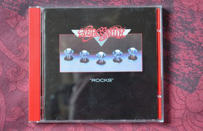 Aerosmith - Rocks - 1976 - CBS