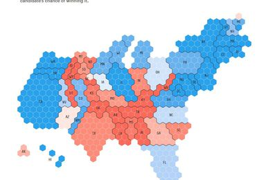 US Civilisation | Visualise the Presidential Elections
