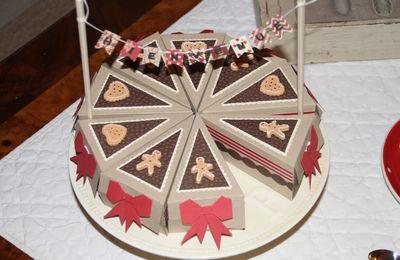 vous prendrez bien une part de gâteau?