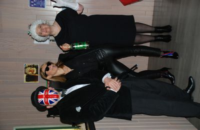 The Brit Night : the pictures !