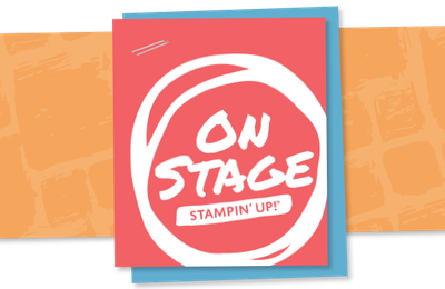 Swaps On Stage 2016 Stampin Up.