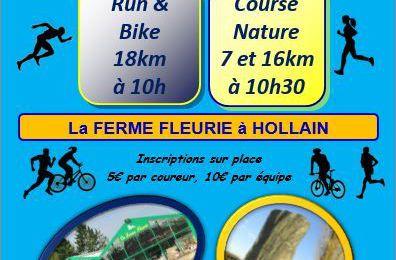 Run&Bike et course nature le 05-02-17: ce qu'il faut savoir.