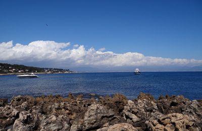 balade au Cap d'Antibes