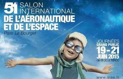 51ème Salon International de l'Aéronautique et de l'espace du Bourget