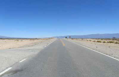 Du désert à la Patagonie