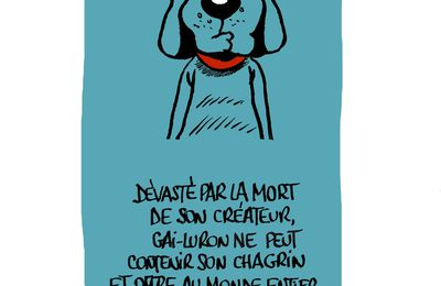 Big Up au Fabuleux Marcel Gotlib.