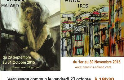 Exposition au Mas Gourdou