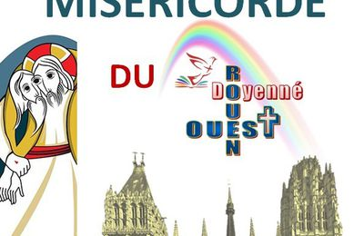 Jubilé de la Miséricorde - doyenné Rouen-Ouest