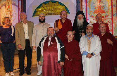 Soirée interconfessionnelle pour la paix