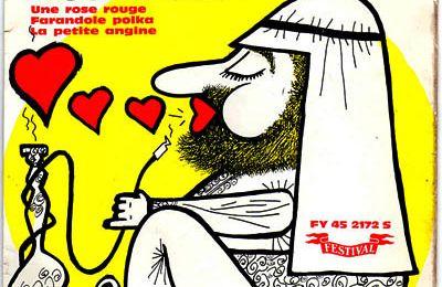Jacques Hélian et son nouvel orchestre - Mustapha / La petite angine
