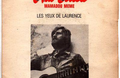 Nino Ferrer - mamadou meme b/w les yeux de Laurence - 1970