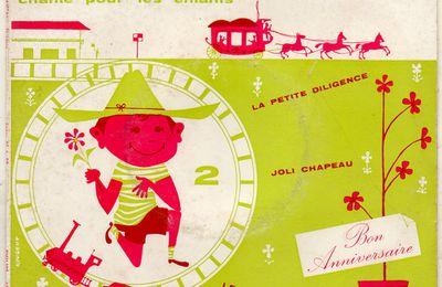 André Claveau Chante pour les enfants - 1959