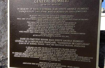 Général  Humbert le 14 janvier 1797.