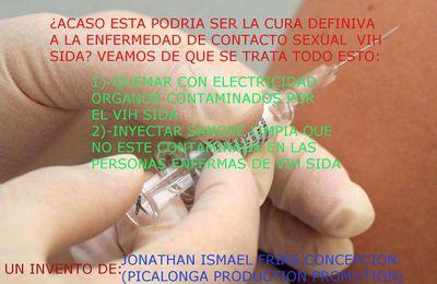 NUEVA PROPUESTA INVENTO DE INVESTIGACION DE PRUEBA PARA SANAR EL SIDA