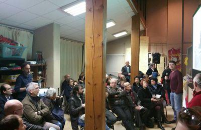 Support de Présentation de la réunion du 3 février 2016