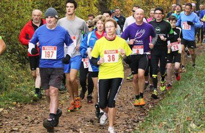 Trail du Bouton d'Or d'Ahuy (21) – 1er novembre 2015