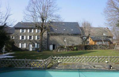 Gite rural aux Volcans d'Auvergne