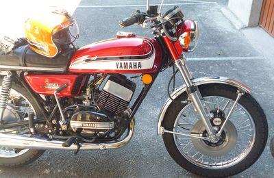 Retro.          350 Yam
